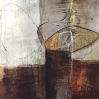 Abstract Pebble IV Fine-Art Print