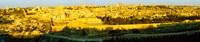High angle view of a city, Jerusalem, Israel Fine-Art Print