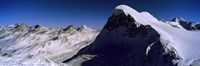 Swiss Alps from Klein Matterhorn, Switzerland Fine-Art Print