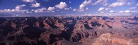 Rock formations at Grand Canyon, Grand Canyon National Park, Arizona Fine-Art Print
