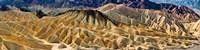 Zabriskie Point, Death Valley, Death Valley National Park, California Fine-Art Print