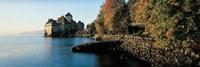 Chillon Castle Switzerland Fine-Art Print