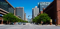 Downtown Salt Lake City, Salt Lake City, Utah Fine-Art Print