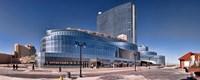 Newest Revel casino at Atlantic City, Atlantic County, New Jersey, USA Fine-Art Print