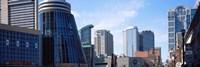 Downtown skylines of Nashville, Tennessee, USA 2013 Fine-Art Print