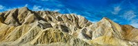 Mountain Range, Twenty Mule-Team Canyon, Death Valley, Death Valley National Park, California, USA Fine-Art Print