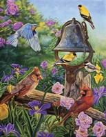 Garden Melodies Fine-Art Print
