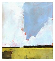 Barley Field Fine-Art Print