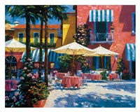 Inn at Lake Garda Fine-Art Print