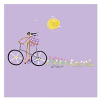 Tour de Girls 2 Fine-Art Print