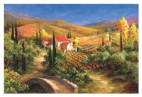Tuscan Bridge Fine-Art Print