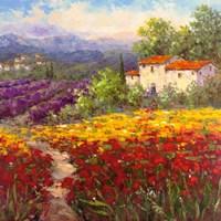 Fleur du Pays II Fine-Art Print