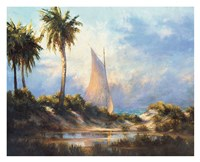Manasota Key Returning Fine-Art Print