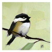Chickadee No. 143 Fine-Art Print