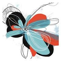 The Flower Dances 1 Fine-Art Print