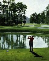 Golf Course 9 Fine-Art Print