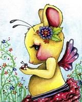 Garden Girls Fine-Art Print