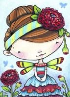 Ranunculus Fairy Fine-Art Print