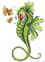 Sea Dragon Fine-Art Print