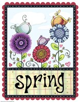 Spring Birds Fine-Art Print