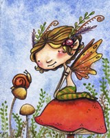 Snail Tales Fine-Art Print
