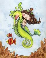 Sea Princess Fine-Art Print