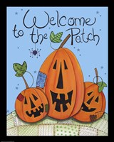 Welcome to the Patch Fine-Art Print