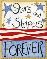 Stars and Stripes Fine-Art Print