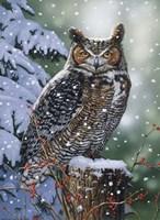 Silent Watch Fine-Art Print