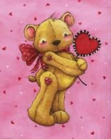 Sweetheart Bear Fine-Art Print