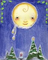 Holiday Moon Fine-Art Print