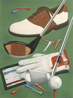 Golf Goodies Fine-Art Print