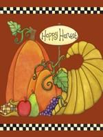 Happy Harvest Cornucopia Fine-Art Print