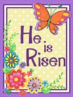 He Is Risen Butterfly Fine-Art Print
