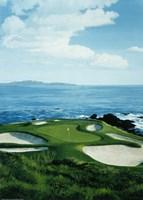 Golf Course 5 Fine-Art Print