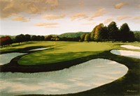 Golf Course  8 Fine-Art Print