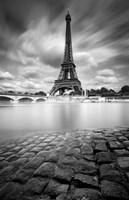 Eiffel Tower Study I Fine-Art Print