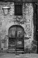San Griminiano Door Fine-Art Print