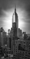 Empire State vertical Fine-Art Print