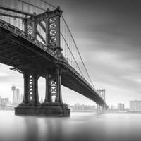 Manhattan Bridge 1 Fine-Art Print