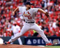 Adam Wainwright 2014 Fine-Art Print