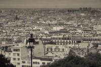 Montmartre, Paris, Ile-de-France, France Fine-Art Print