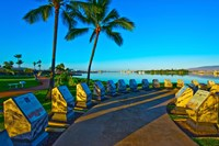 Waterfront Submarine Memorial, USS Bowfin Submarine Museum And Park, Pearl Harbor, Honolulu, Oahu, Hawaii, USA Fine-Art Print