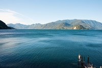 Lake Como, Varenna, Lombardy, Italy Fine-Art Print