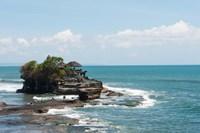 Sea temple, Tanah Lot Temple, Tanah Lot, Bali, Indonesia Fine-Art Print