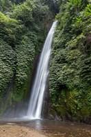 Waterfall near Munduk, Gobleg, Banjar, Bali, Indonesia Fine-Art Print