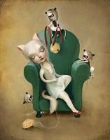 Belling the Cat Fine-Art Print