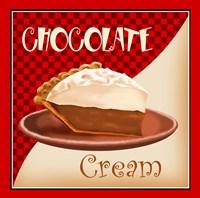 Chocolate Cream Pie Fine-Art Print