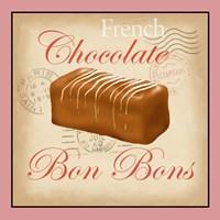 French Chocolate Bonbons Fine-Art Print