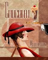 French Chocolate I Fine-Art Print